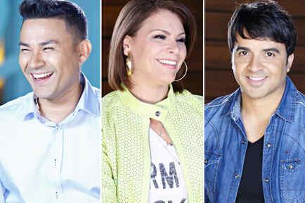 Mentores de La Voz Kids