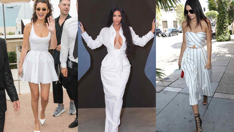 Sexis atuendos de las celebridades para usar este verano