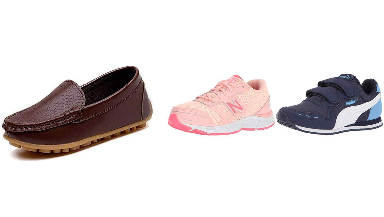884ae45ac74 Zapatos para niños ideales para el regreso a clases
