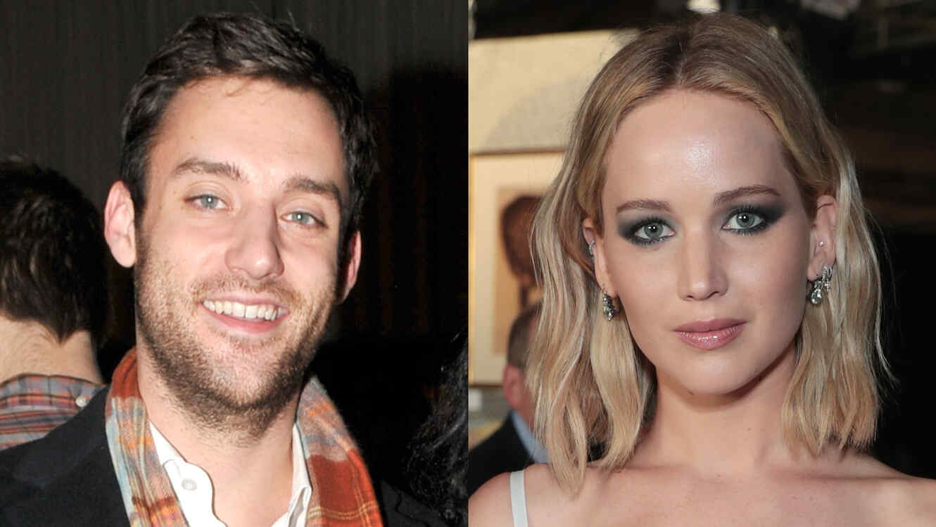 Cooke Maroney y Jennifer Lawrence