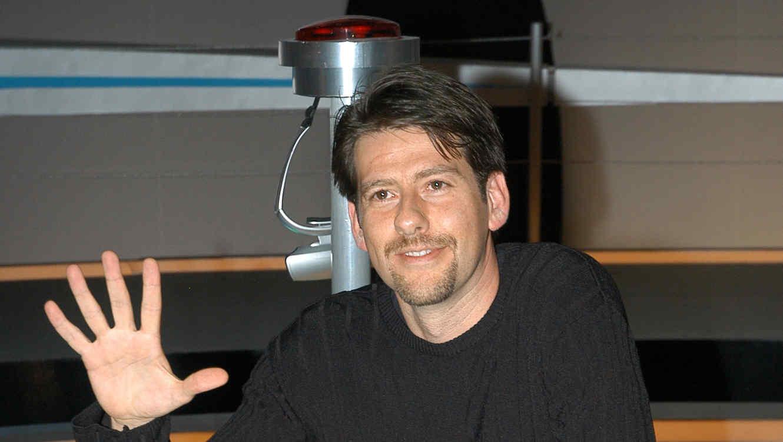 Eduardo Videgaray, presentador del programa 'Hasta el Hoy'