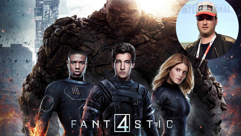 """La gran controversia detrás de la película """"Fantastic Four"""""""