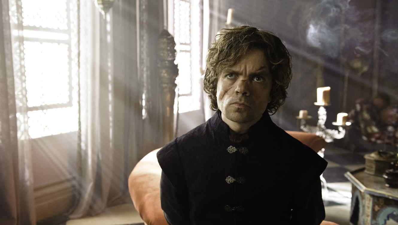 Peter Dinklage como Tyrion Lannister en Game of Thrones de HBO
