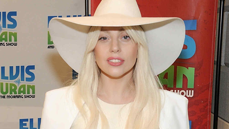 Lady Gaga Visits The Elvis Duran Z100 Morning Show