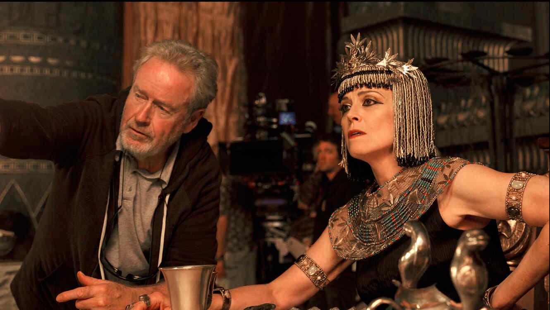 Ridley Scott Sigourney Weaver
