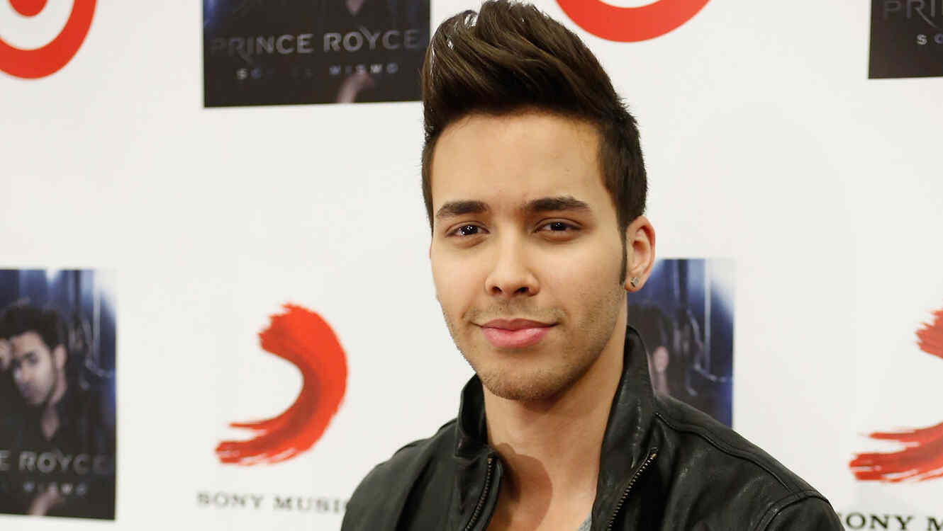 """Prince Royce and Target Celebrate The Release Of The Exclusive Deluxe Edition Of """"Soy El Mismo"""""""