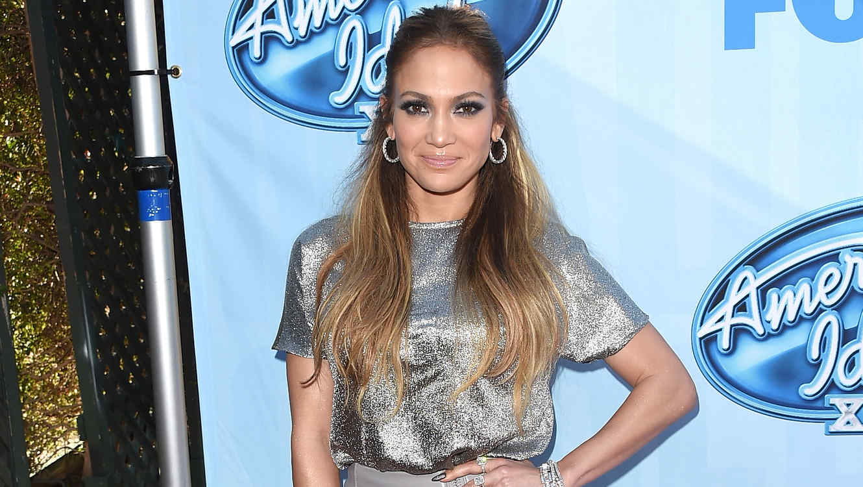 "Jennifer Lopez Fox's ""American Idol XIV"" Red Carpet Event"