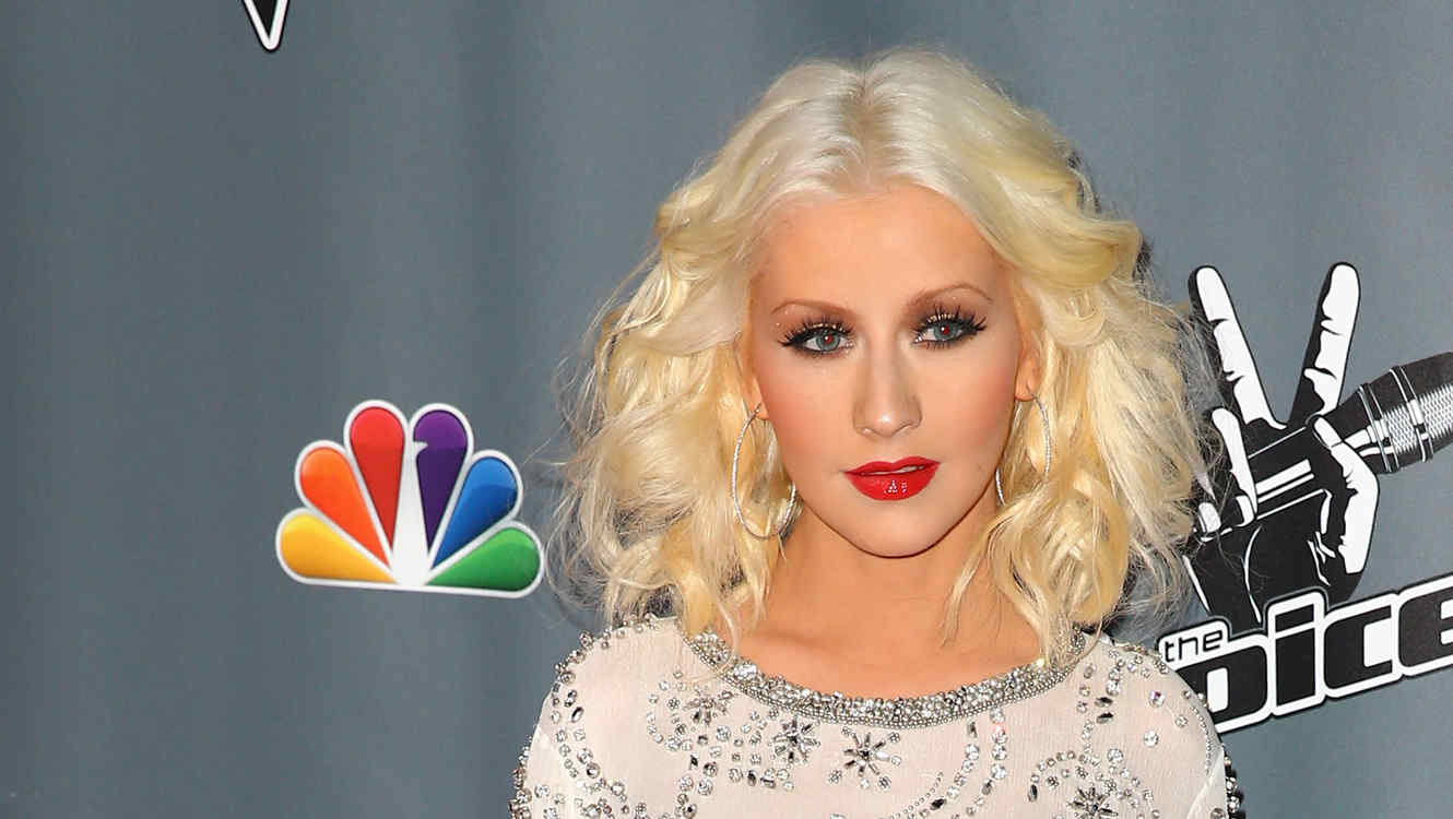 "Christina Aguilera ""The Voice"" Season 5 Top 12 Red Carpet Event"