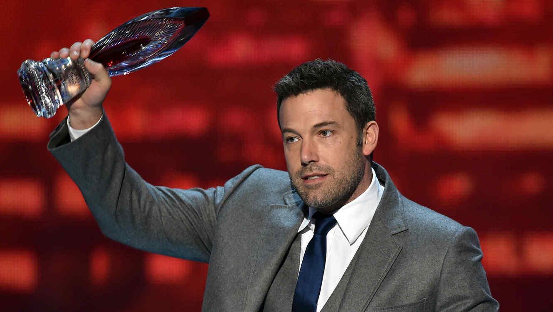 Ben Affleck en People Choice Awards 2015