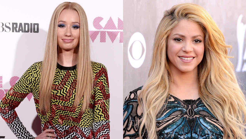 Shakira & Iggy Azalea