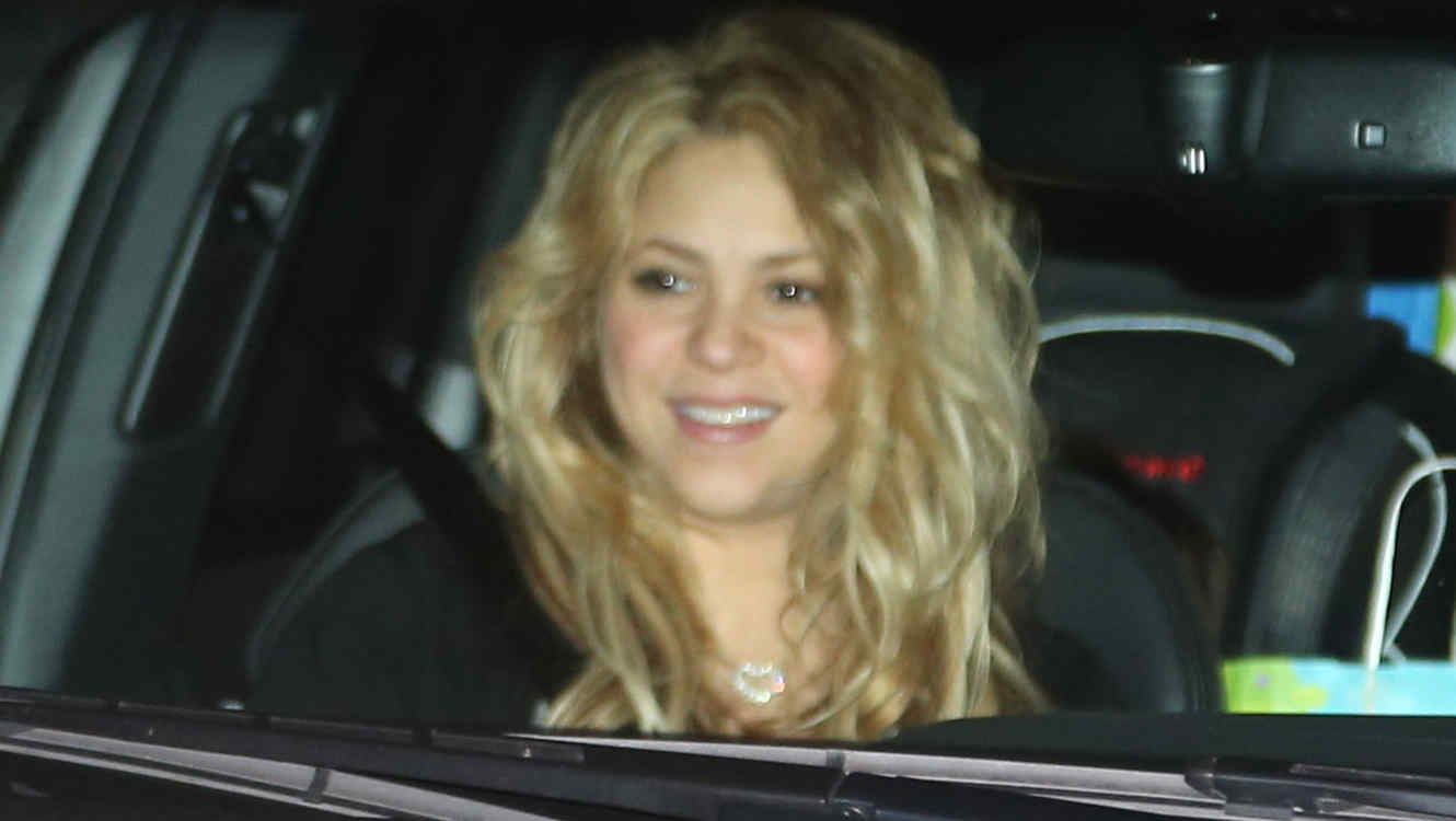Shakira and Gerard Pique celebrate son Milan?s 2nd Birthday **USA ONLY**