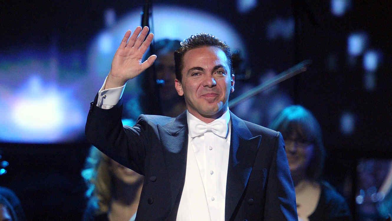 Cristian Castro en los Premios Latin Grammy 2011