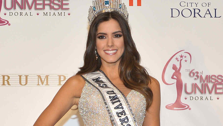 Miss Universo Colombiana Coronada Miss Universo