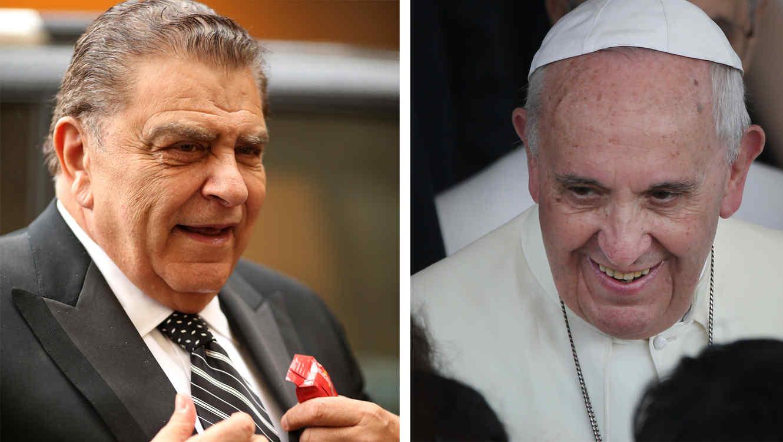 Don Francisco y El Papa Francisco