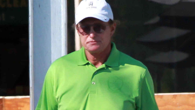Bruce Jenner en Calabasas, California