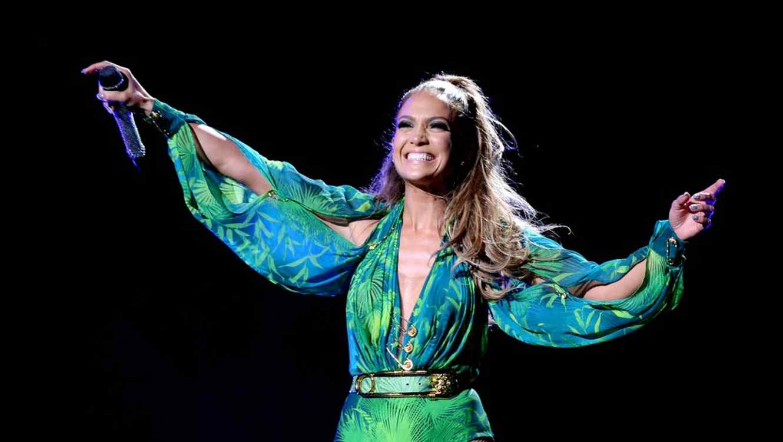El concierto de Jennifer Lopez en Orchard Beach