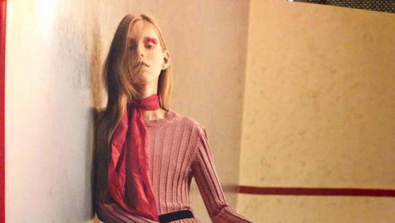 Lululeika, modelo danés que causó controversia en la revista cover por ser demasiado flaca