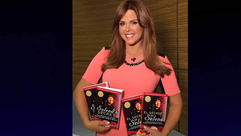 María Celeste Arrarás lanza edición conmemorativa de El Secreto de Selena
