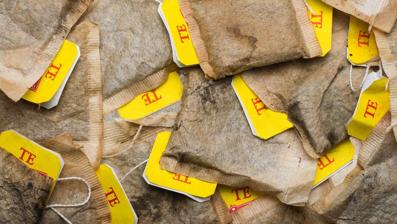 Resultado de imagen para bolsas de té