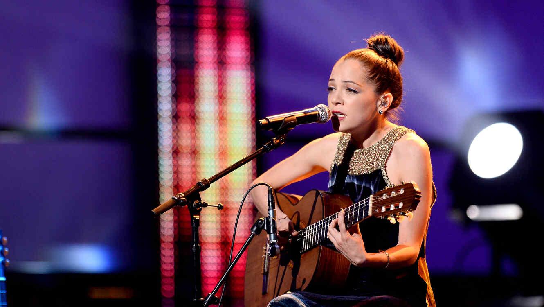 Natalia Lafourcade en Latin Grammy de 2013