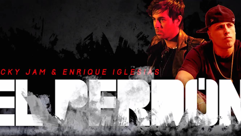 Enrique Iglesias y Nicky Jam foto promocional de El Perdón