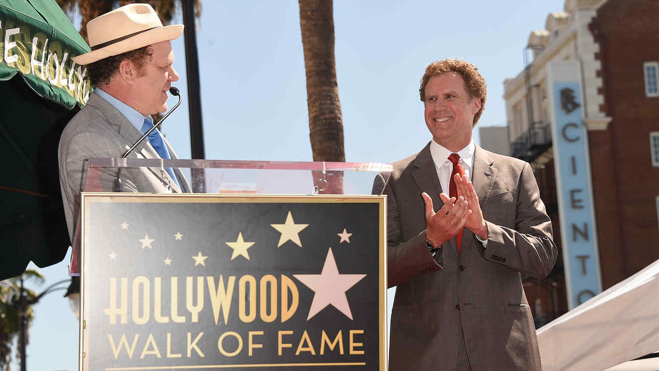 Will Ferrell, y el actor John C. Reilly.