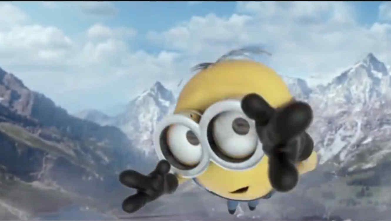 """Los Minions invaden el tráiler de la película """"Furious 7""""."""
