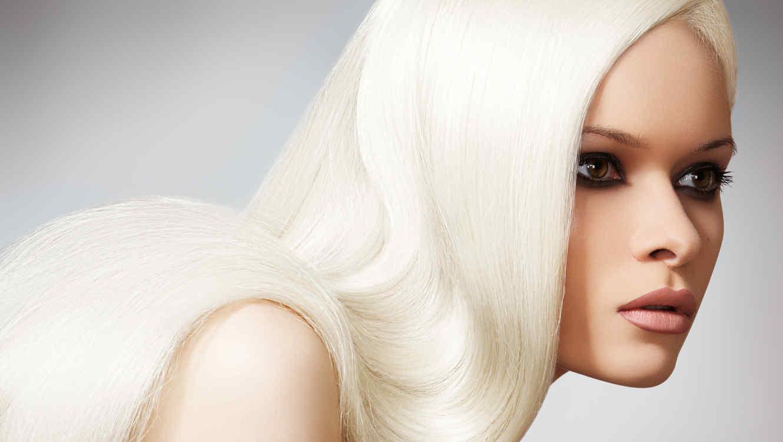 Decoloracion de cabello en ingles