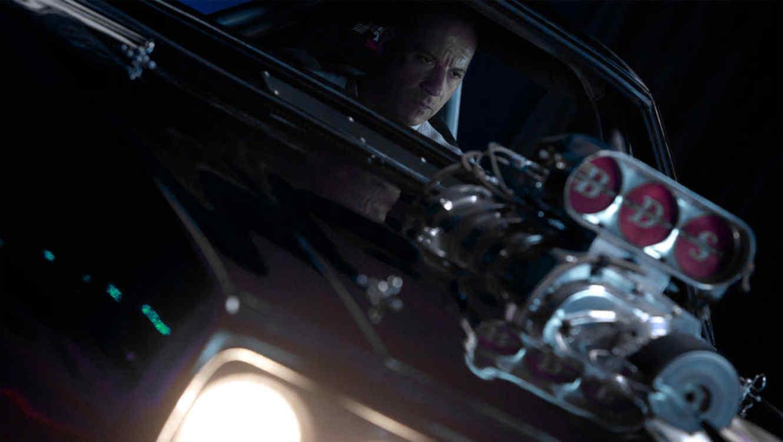 """Vin Diesel en """"Furious 7""""."""