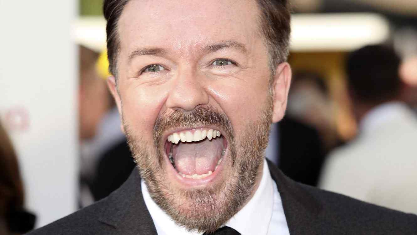Ricky Gervais and Netflix