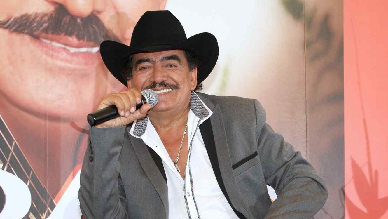 """Joan Sebastian presenta en su rancho su nuevo álbum """"13 Celebrando el 13"""""""
