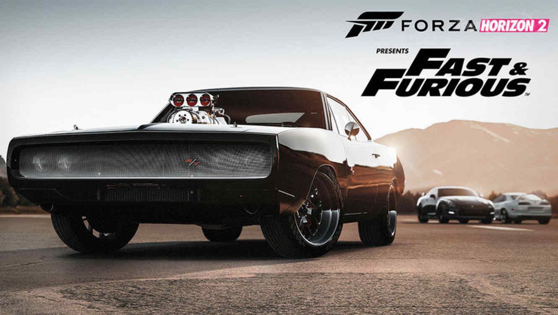 Forza Horizon 2 y Fast & Furious
