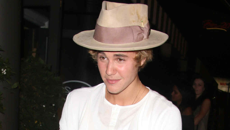 Justin Bieber en West Hollywood