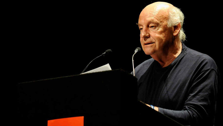 Eduardo Galeano en los premios 'Save the Children' 2009 en España