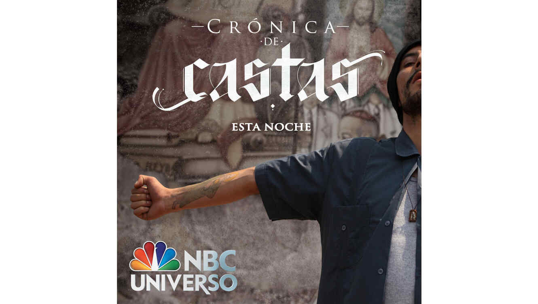 Póster de la miniserie mexicana 'Crónicas de Castas'