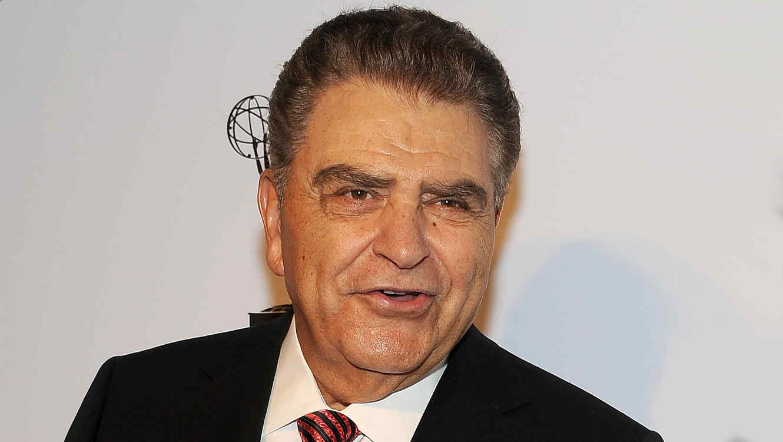 """Mario Kreutzberger """"Don Francisco"""" en la alfombra roja de la entrega de los premios Emmy"""