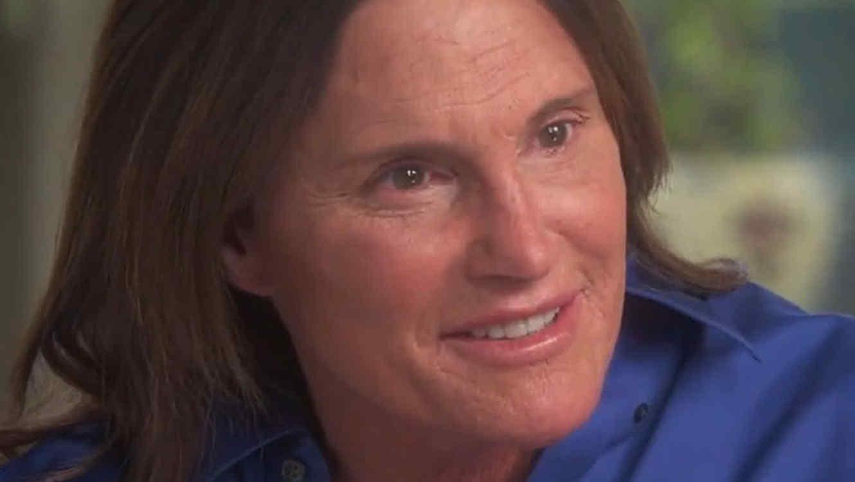 Bruce Jenner en el especial con Diane Sawyer