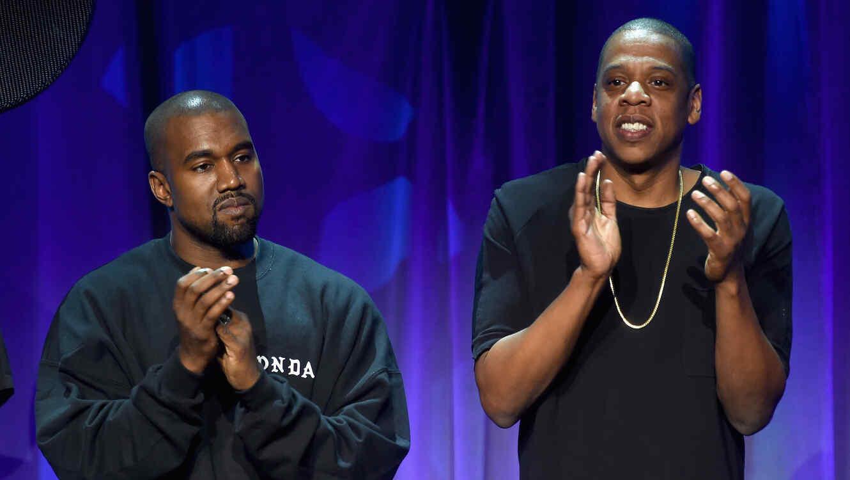 Tidal evento con Kanye West en 2015
