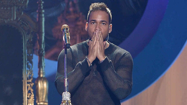 Romeo Santos en los Premios Billboard 2015