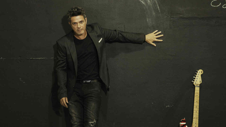 Alejandro Sanz foto promocional