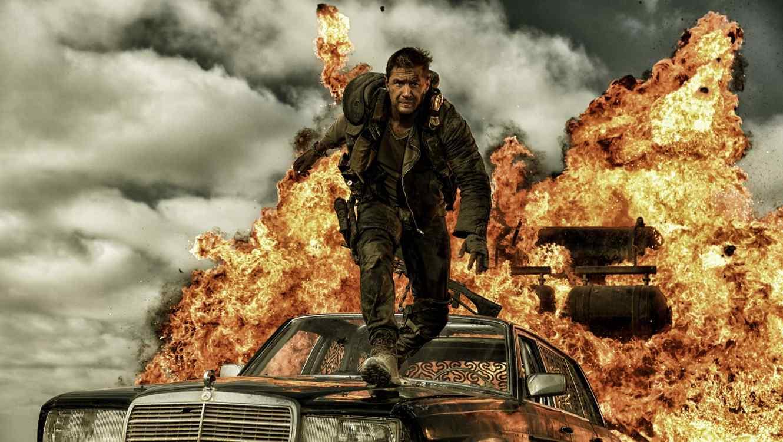 """Foto de """"Mad Max: Fury Road""""."""