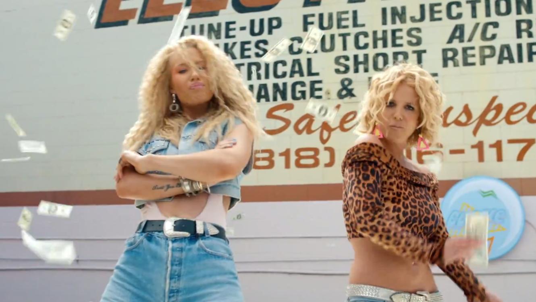 """Britney Spears e Iggy Azalea en nuevo video """"Pretty Girls"""""""