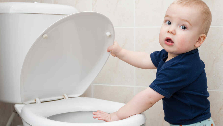 Tres secretos para entrenar a los niños a usar el baño en ...