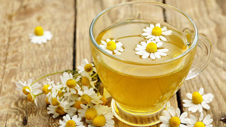 Resultado de imagen para El té de manzanilla