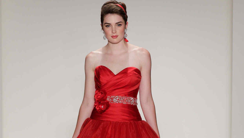 Alfred Angelo trae sus de vestidos de novias inspirados en las ...
