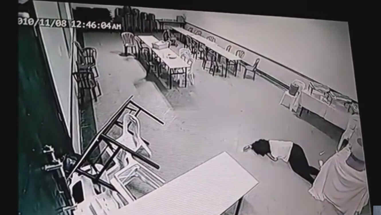Fantasma ataca en hotel