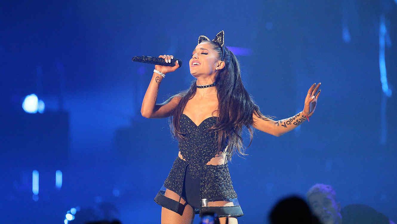 Ariana Grande en Italia