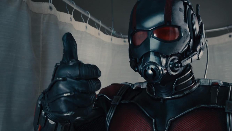 Antman Paul Rudd Marvel