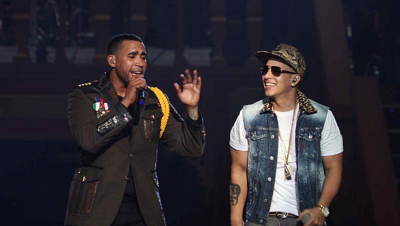 Exclusivo: Daddy Yankee y Don Omar anuncian gira de concierto juntos