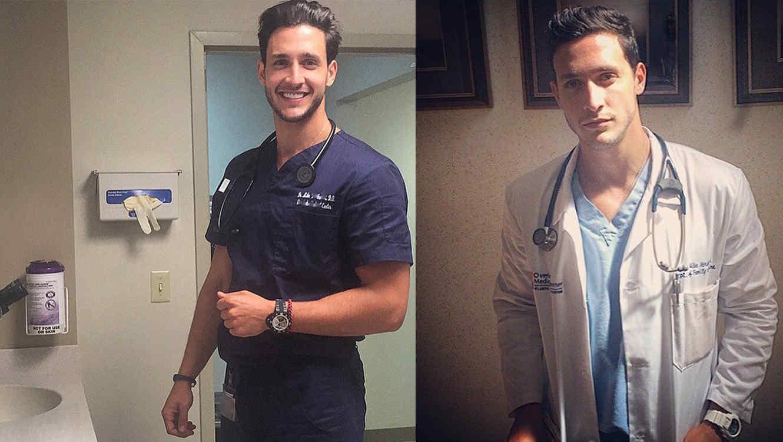 Doctor Mike de Nueva York considerado el médico más sexy